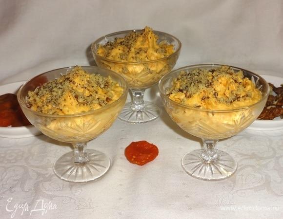Десертный крем