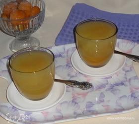 Кисель из абрикосов
