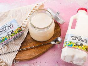 Домашнее сгущенное молоко