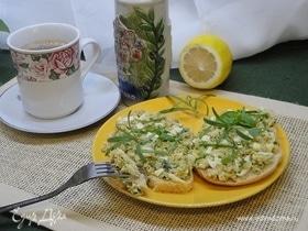 Завтрак в средиземноморском стиле