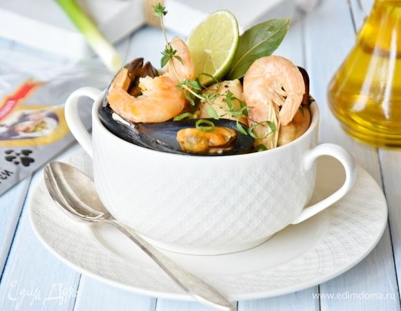 Буйабес — суп французских рыбаков