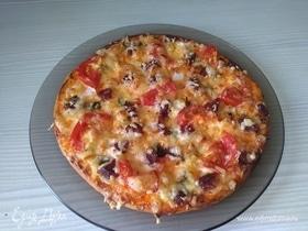 Пицца по-холостяцки
