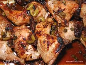 Курица «Марбелья»