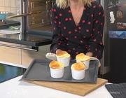 Суфле с апельсиновой цедрой