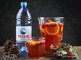 Апельсиновый пунш безалкогольный