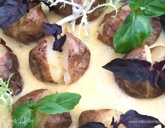 Картофель по-голландски