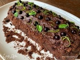 Кекс «Мадемуазель Шоколад»