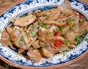 Филе минтая в имбирно-соевом соусе