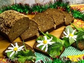 Ржаной хлеб с семечками