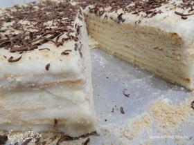 Торт «Молочный пломбир»