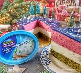 Муссовый торт «Две стихии»