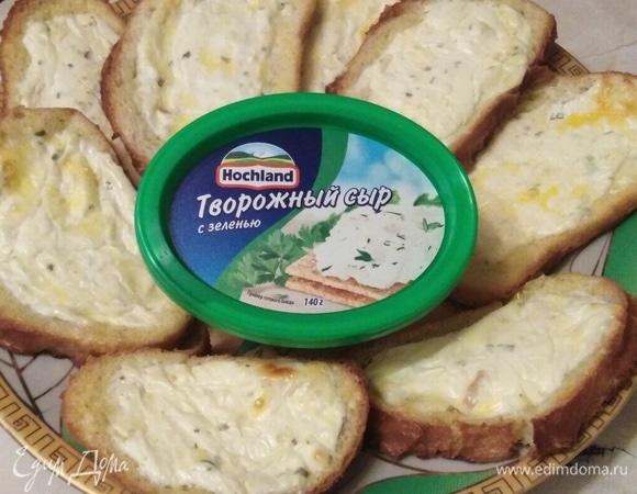 Ленивые ватрушки с творожным сыром