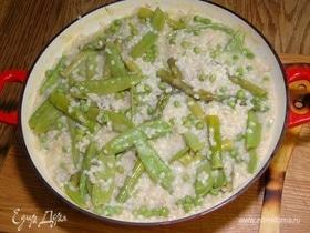 Фальшивый рис из цветной капусты