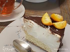 Торт «Ванильное облако»