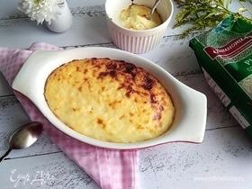 Турецкий рисовый десерт «Сютлач»