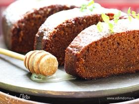 Ароматный медовый кекс в хлебопечке