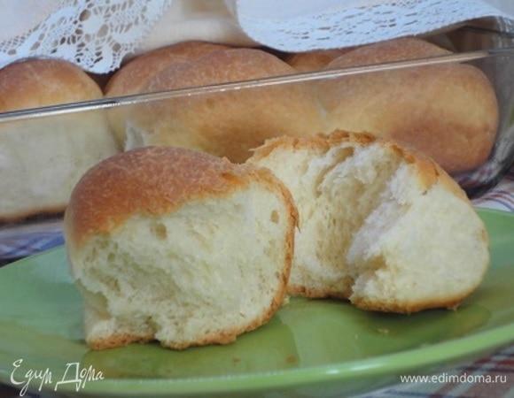 Американские обеденные булочки (Dinner rolls)
