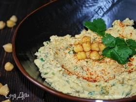 Хумус с тыквой