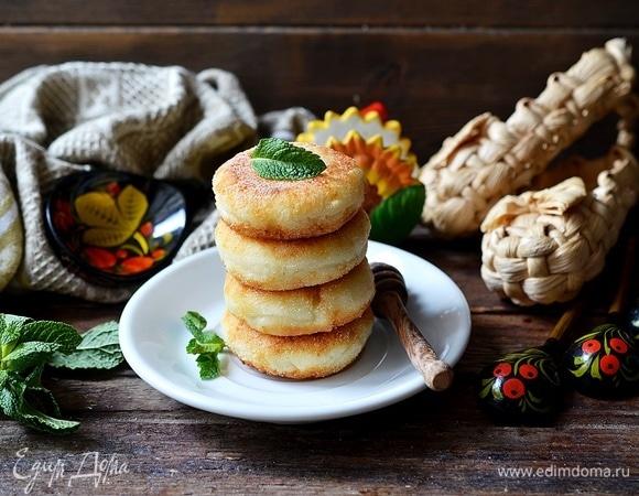 Сырники в микроволновой печи