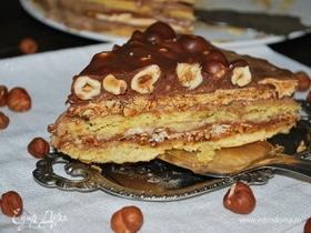 Торт «Ореховый фаворит»