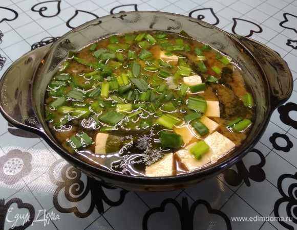 Простой мисо-суп