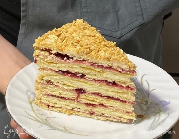 Рубленый торт