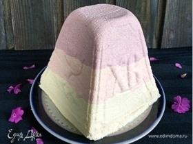 Пасха с творожным сыром