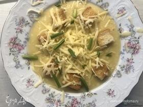 Сырный крем-суп by Alekseev