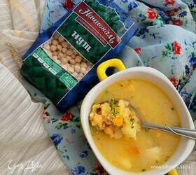 Суп «Три боба»