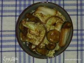 Закуска «Овощи в банке»