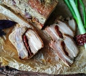 Запеченная грудинка для бутербродов