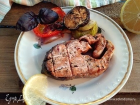 Рыба в соевом маринаде
