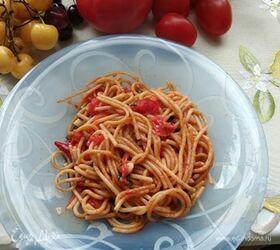 Спагетти башмачника (Pasta allo scarpariello)
