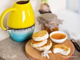 Сырники с лимонной цедрой