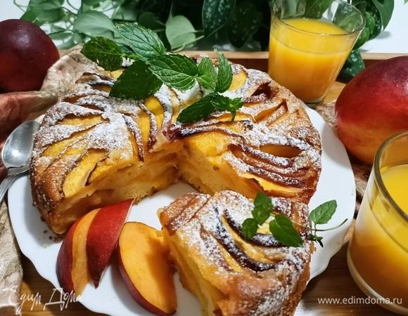 Пирог «Нектарин»
