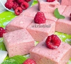 Воздушное суфле из любимой ягоды