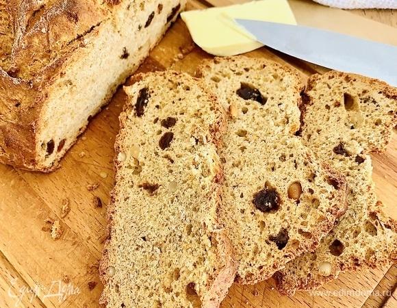 Ирландский содовый хлеб