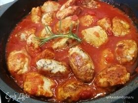 Тефтели из индейки в томатном соусе