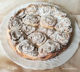 Слоеный пирог с рикоттой