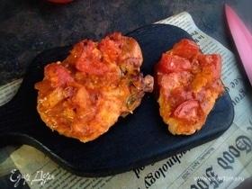 Свинина в томатном маринаде