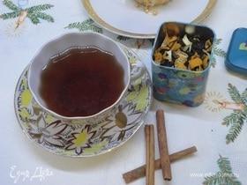 Рождественский чай