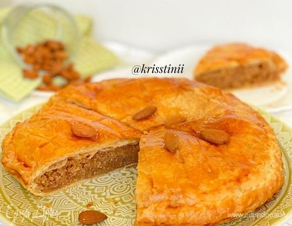 Французский пирог «Питивье»