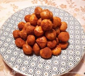 Пикантные орехи макадамия