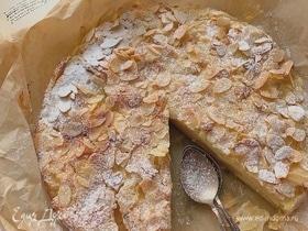 Итальянский яблочный пирог «Невидимый»
