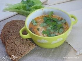 Красный перловый суп