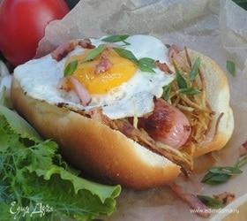 Необычный хот-дог