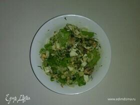 Рыбный салат