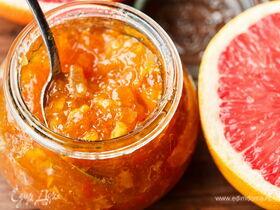 Рецепт варенья из грейпфрута