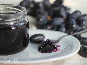 Простой рецепт варенья из винограда на зиму