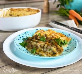Запеканка из картофеля с мясом, или Британский пастуший пирог